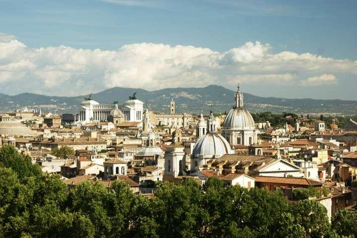 Vatikan'dan Roma