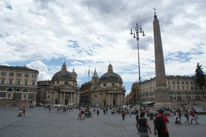 Kısa Roma Gezi RehberiPiazza Del Popolo (Popolo Meydanı)
