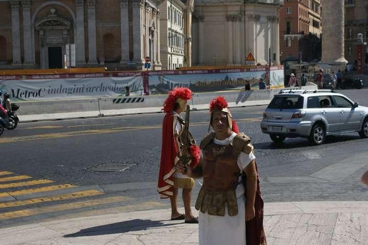 Kısa Roma Gezi RehberiGladyatörler