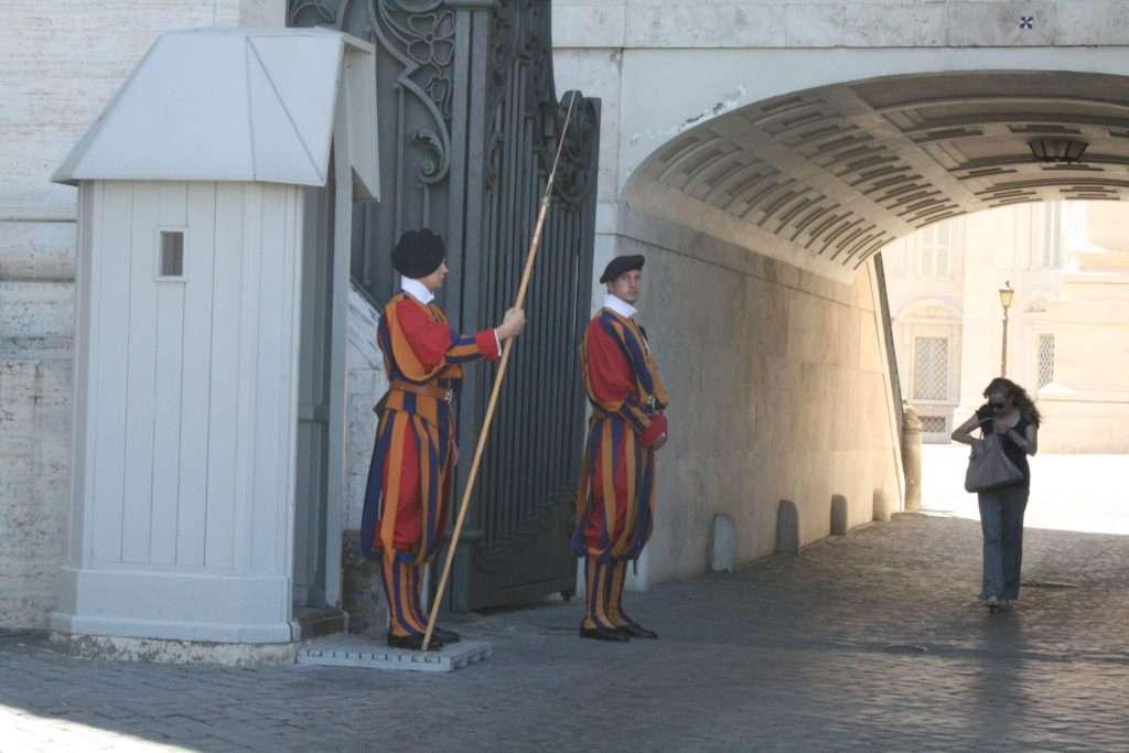İsviçreli Muhafızlar