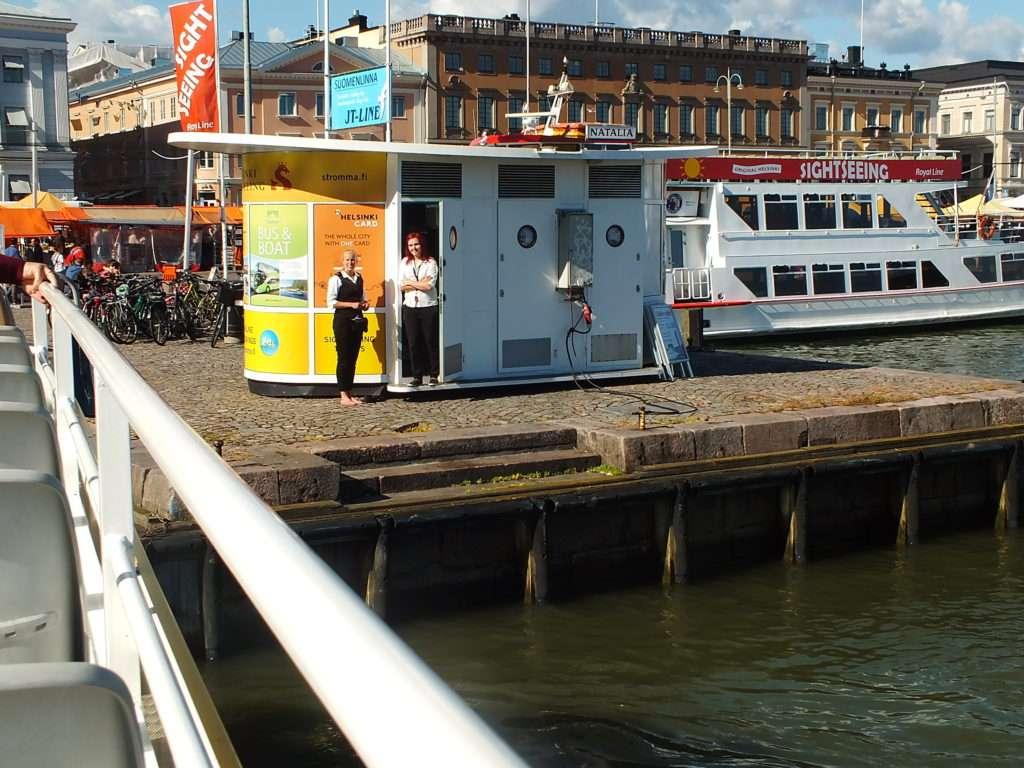 Royal Line Acentesi Helsinki Tekne Turu