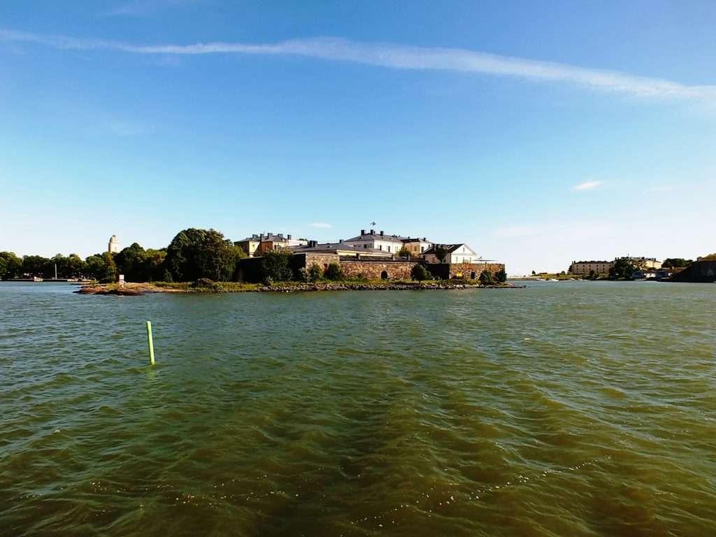 Helsinki Tekne TuruSuomenlinna Adası