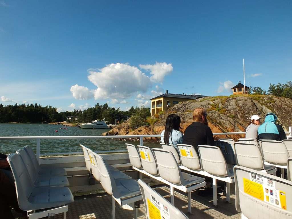 Sandhamn Adası