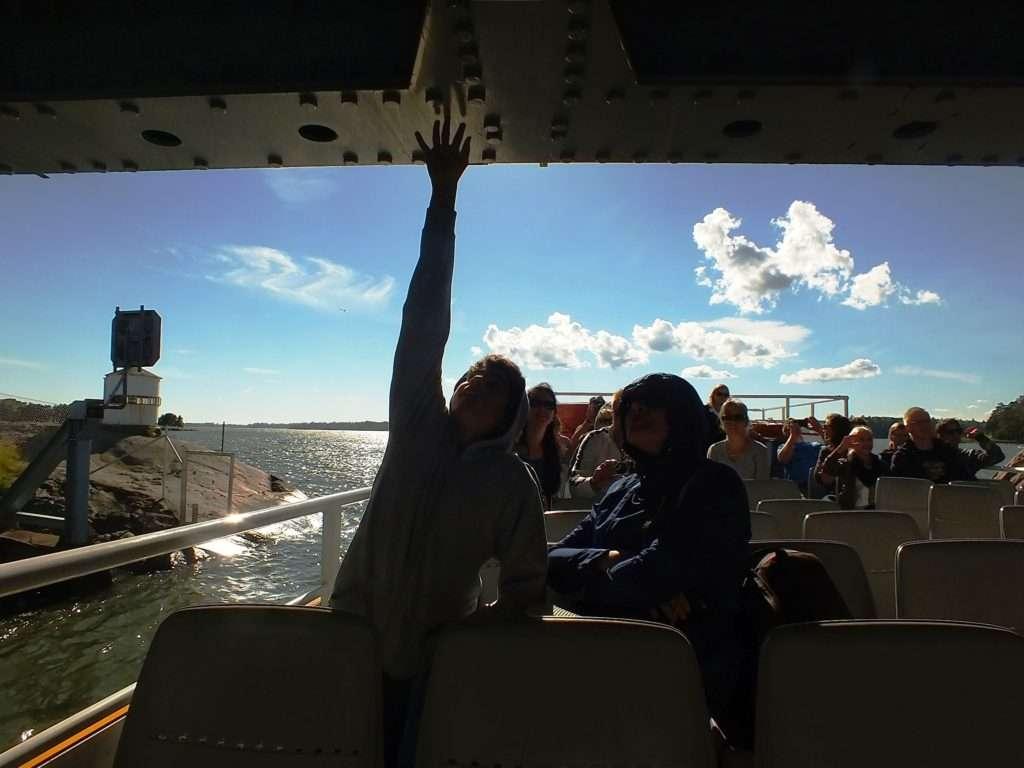 Helsinki Tekne Turu Hevossalmi Silta