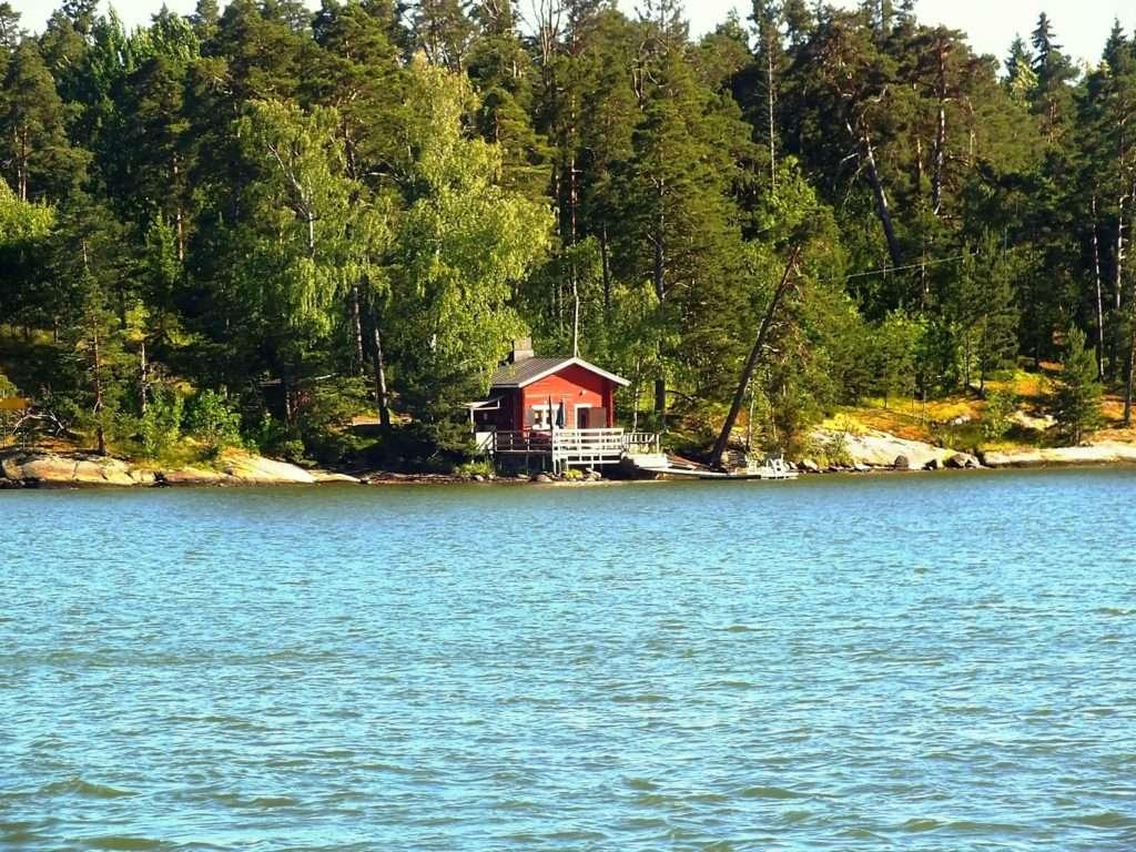 Hevossalmi Adası