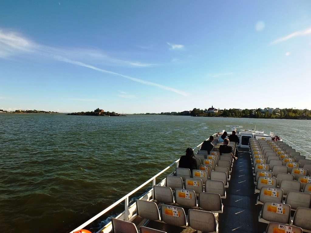Helsinki Tekne Turu Helsinki'ye Dönüş