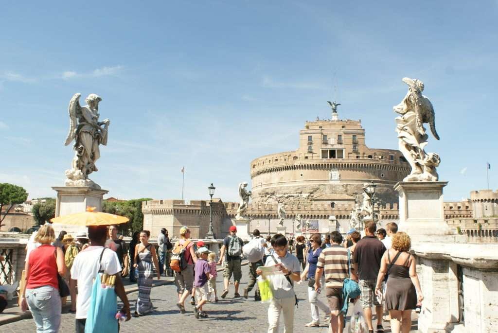 Kısa Roma Gezi Rehberi Castel Sant Angelo (Melekler Kalesi)