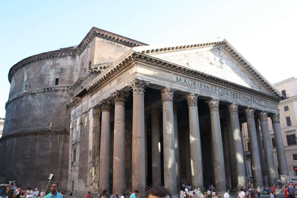 Kısa Roma Gezi Rehberi Pantheon