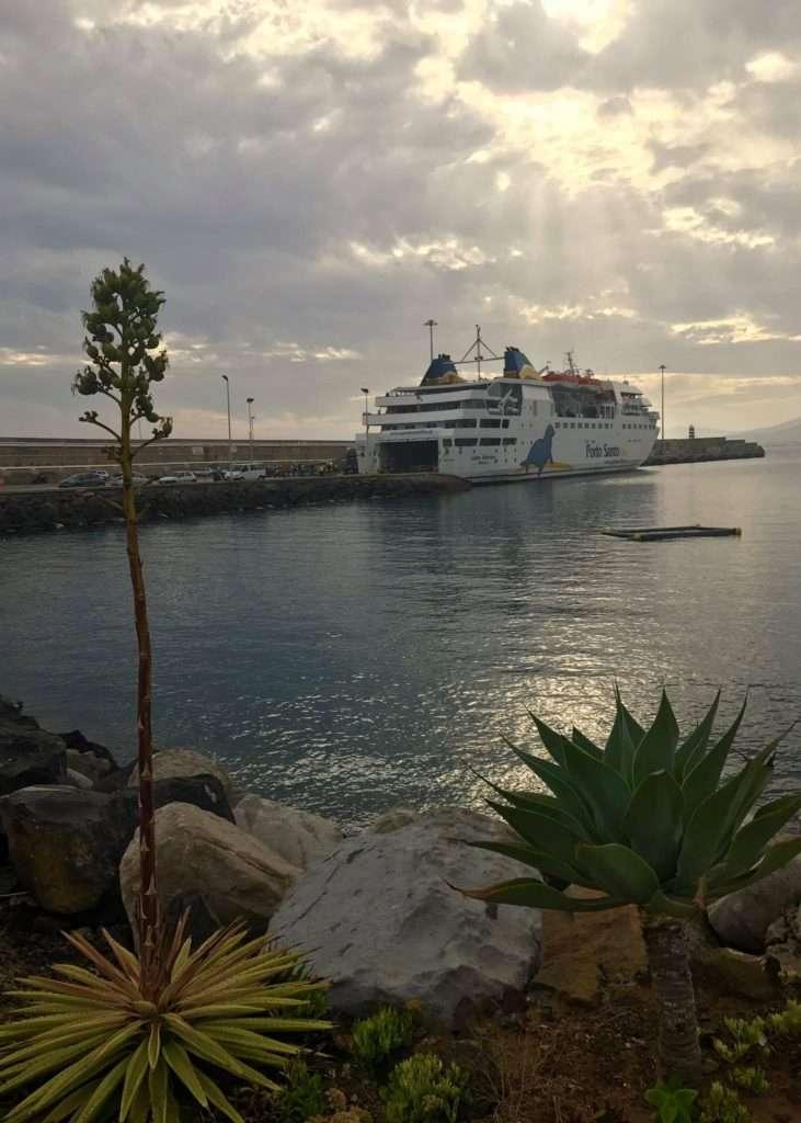 Porto Santo Lines