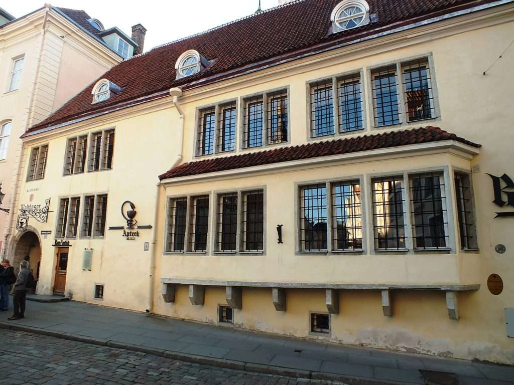Tallinn Old TownRevali Raeapteek OÜ (Antik Eczane)