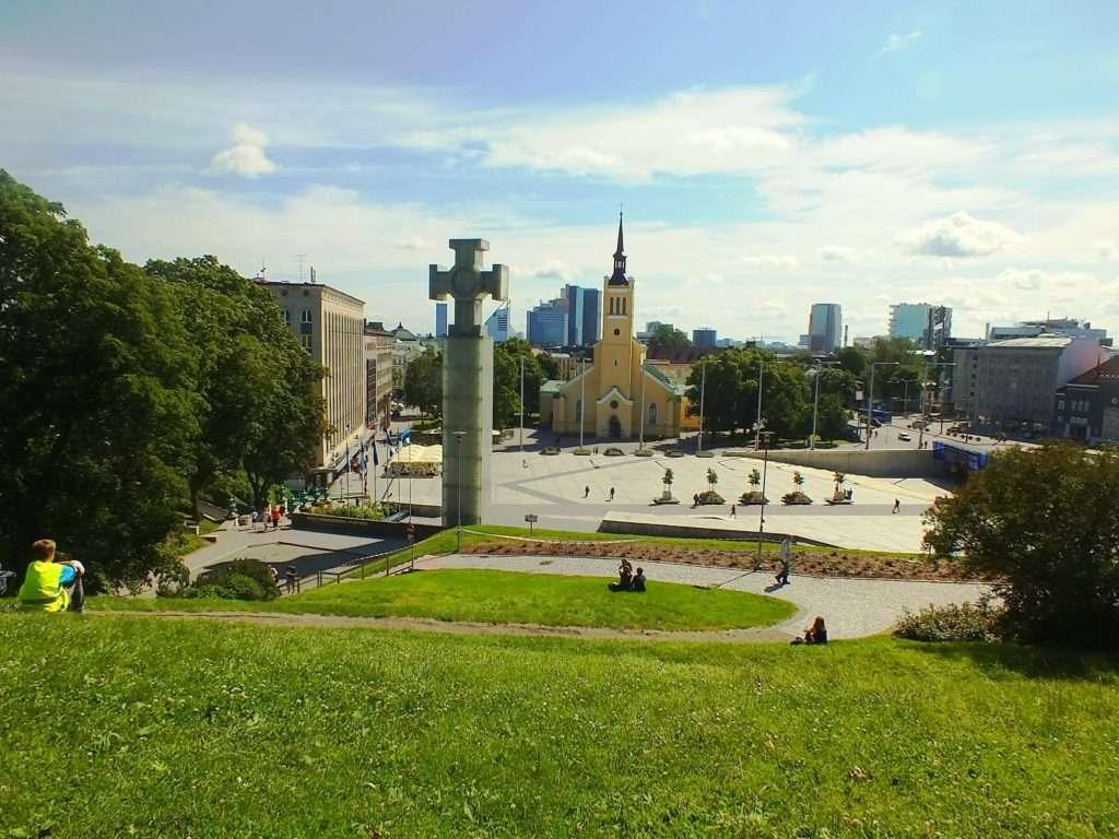 Vabaduse Väljak (Bağımsızlık Meydanı)
