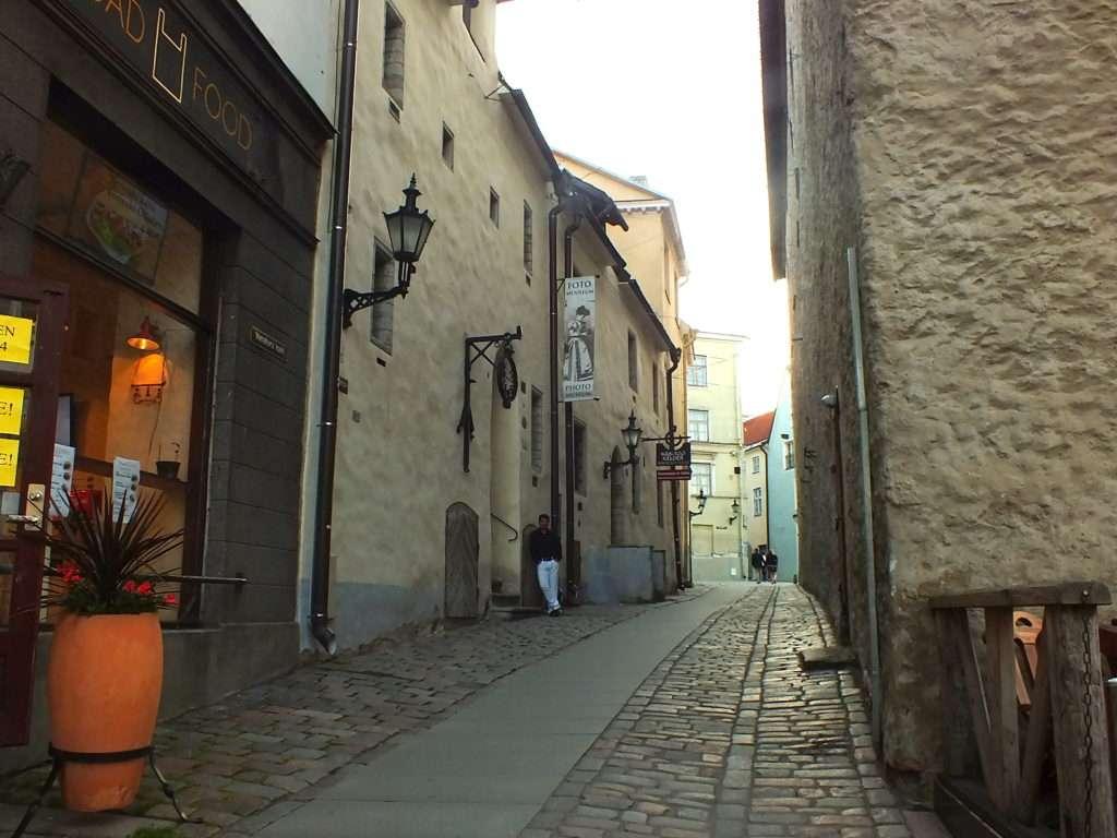 Tallinn Old TownFotomuuseum (Fotoğraf Müzesi)