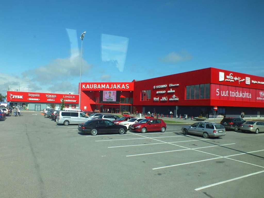 Kaubamajakas Alışveriş Merkezi