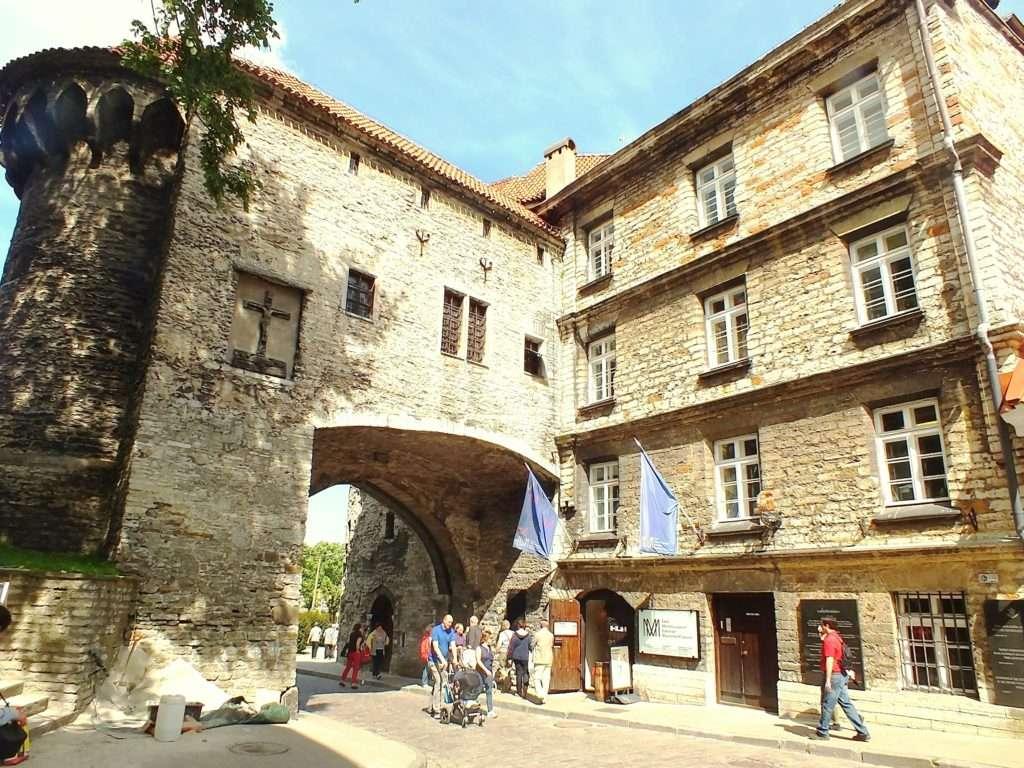 Tallinn Old TownEesti Meremuuseum(Estonya Deniz Müzesi)