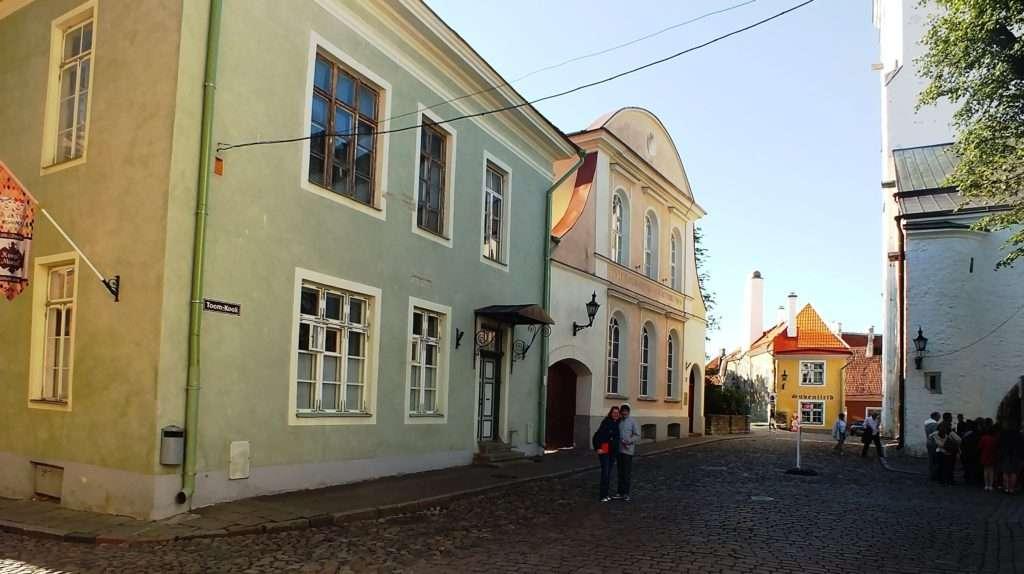 Eesti Kaubandus-Tööstuskoda(Estonya Ticaret ve Sanayi Odası)