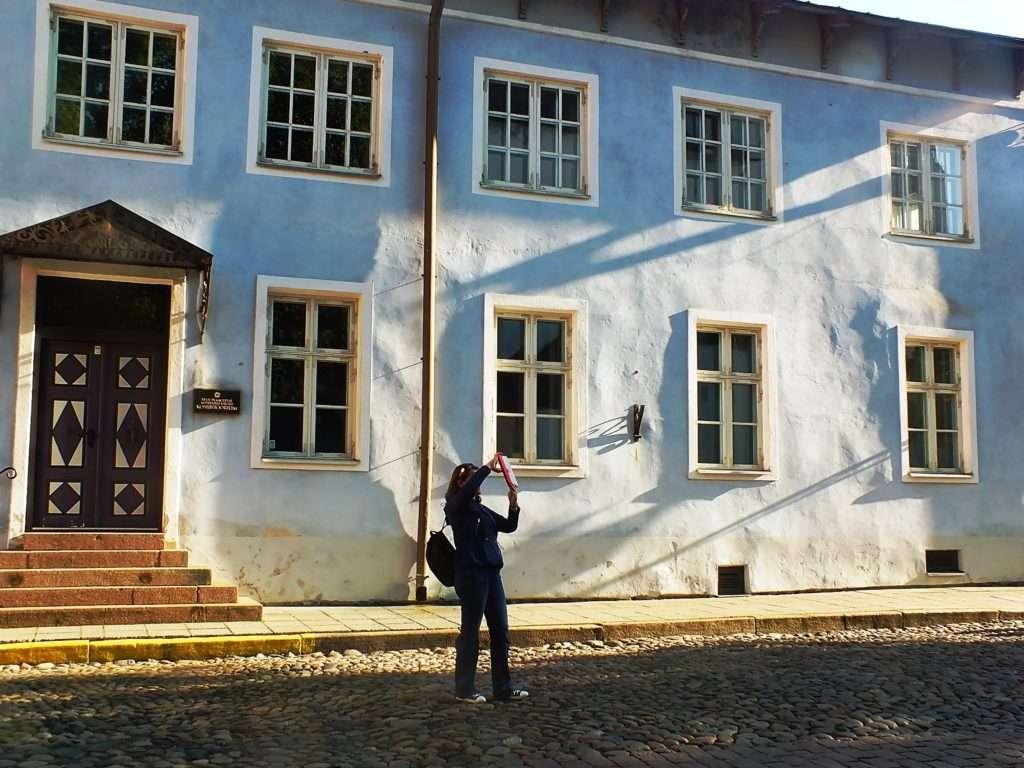 Eesti Evangeelse Luterliku Kiriku Konsistoorium (Estonya Evanjelist Lüteriyen Kilisesi Kardinaller Kurulu Binası)