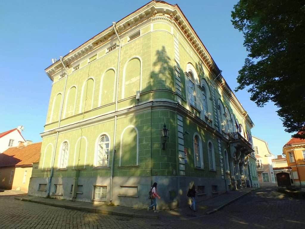 Eestimaa Rüütelkonna Hoone (Estonya Şövalyelik Binası)