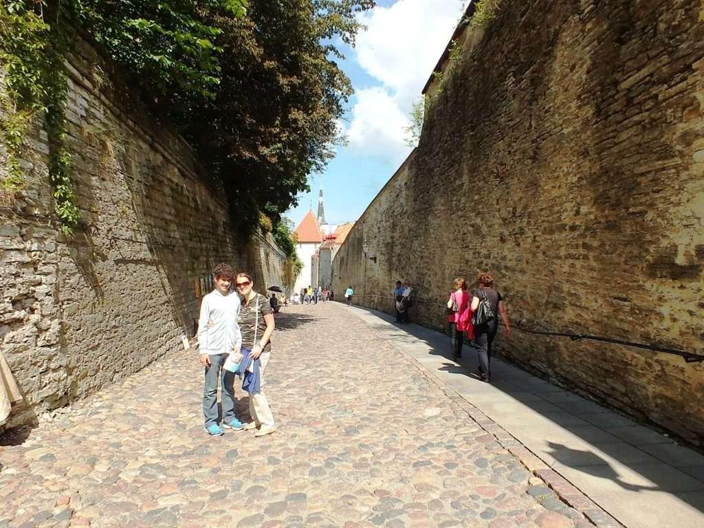 Pikk Jalg (Uzun Bacak Sokağı)
