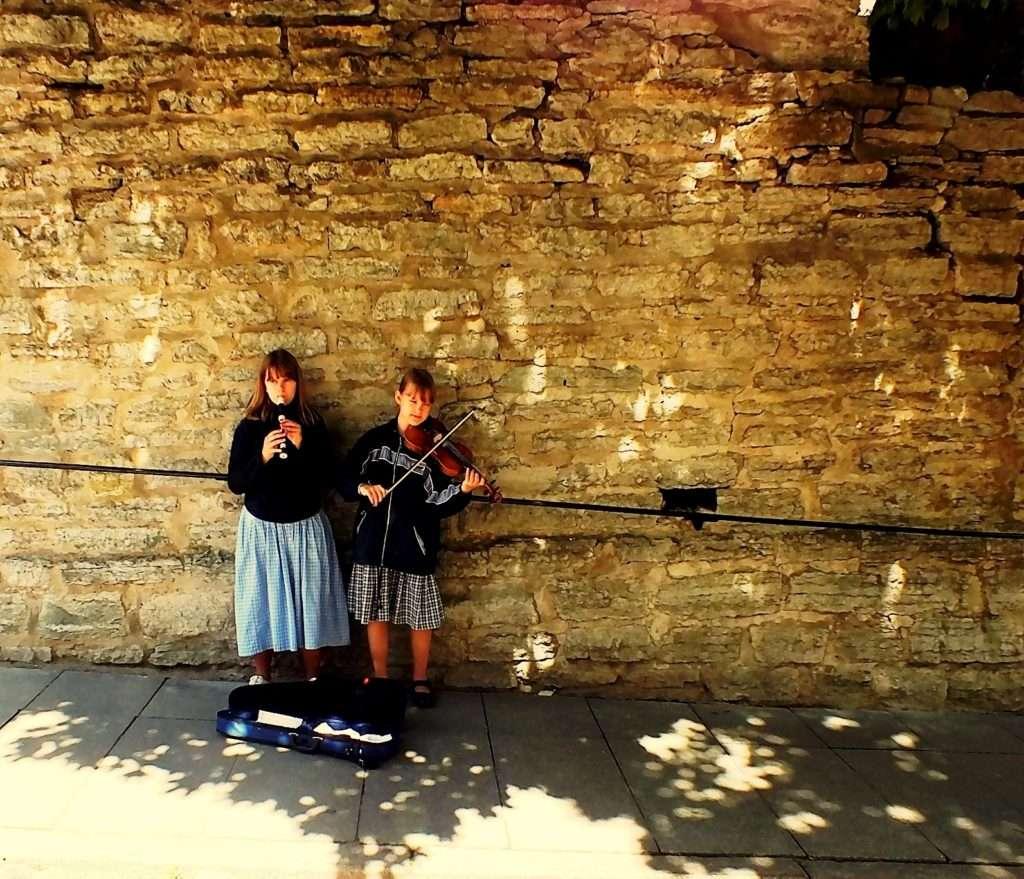 Toompea Tepesi Estonyalı Küçük Sanatçılar