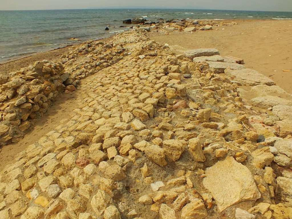 Alexandria Troas Antik Kenti Dış Limanı