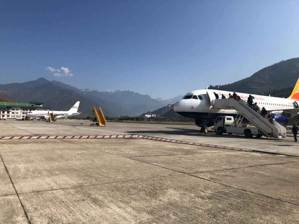 Paro Havaalanı