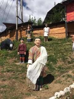 Bhutan Giyim Tarzları