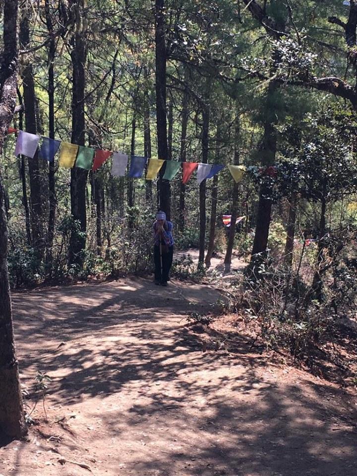 Tiger's Nest(Kaplan Yuvası Manastırı ) Tırmanış Yolu