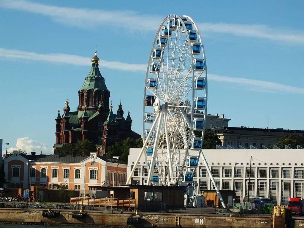 SkyWheel Helsinki