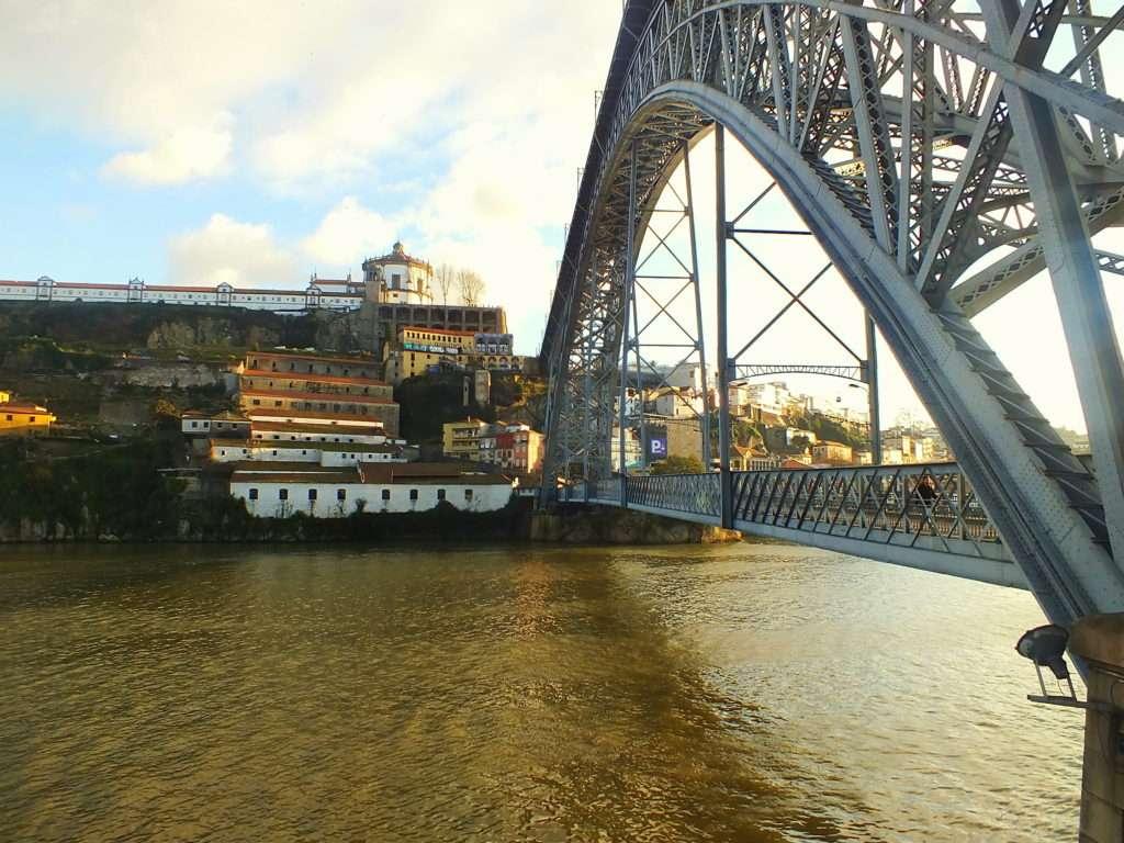 Ponte Dom Luís I Köprüsü