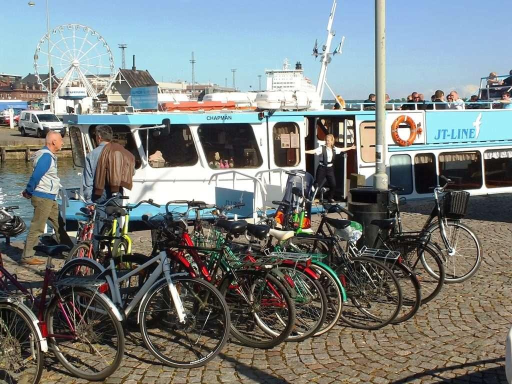 Helsinki ve Bisiklet