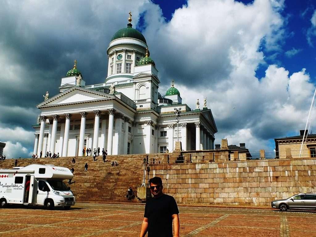 Helsingin Tuomiokirkko (Helsinki Katedrali)