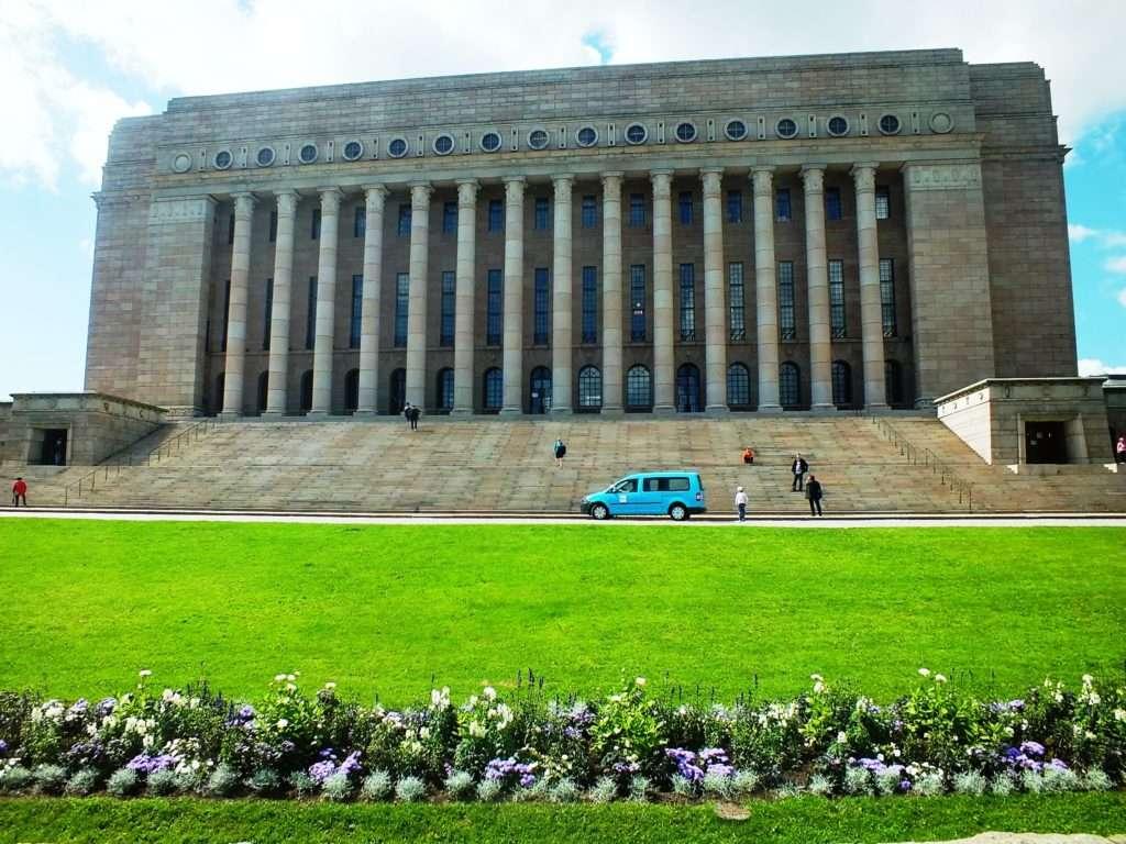 Eduskunta (Finlandiya Parlamentosu)