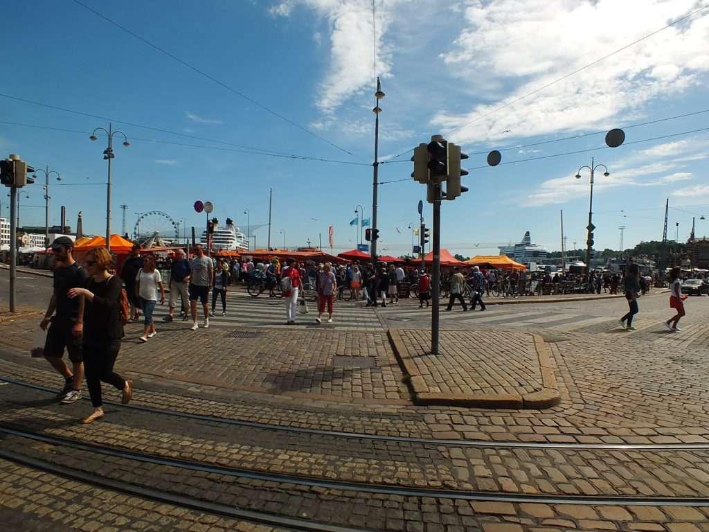 Kauppatori (Pazar Meydanı)
