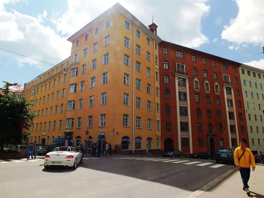 Helsinki Evleri