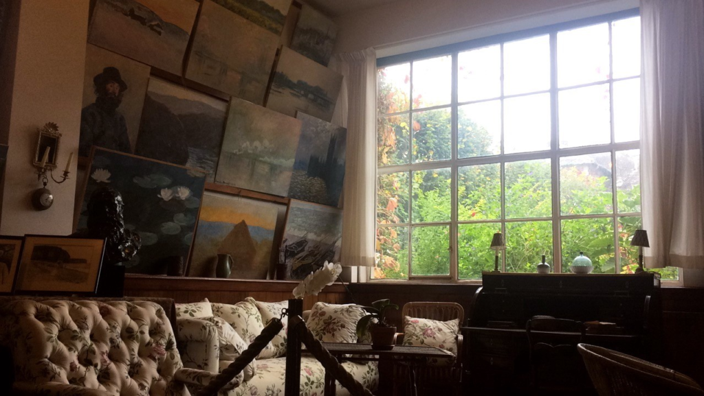 Claude Monet'nin Dillere Destan Evi ve Bahçeleri
