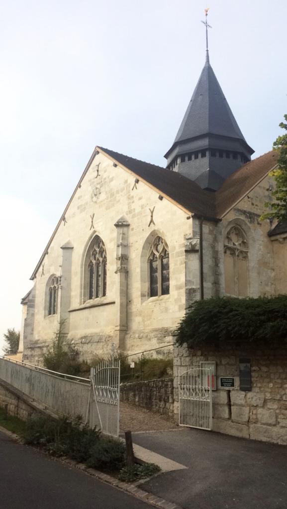 Sainte-Radegonde Kilisesi
