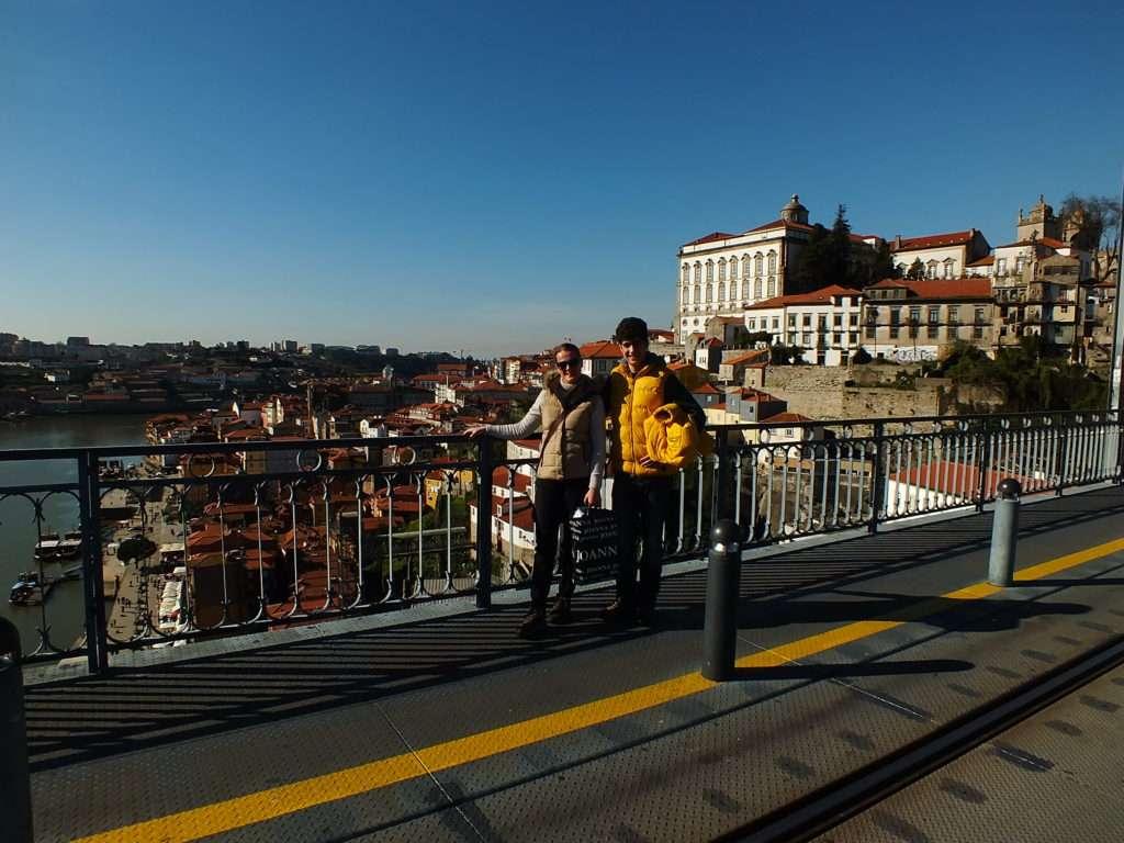 Ponte Dom Luís I Köprüsü Metro Hattı