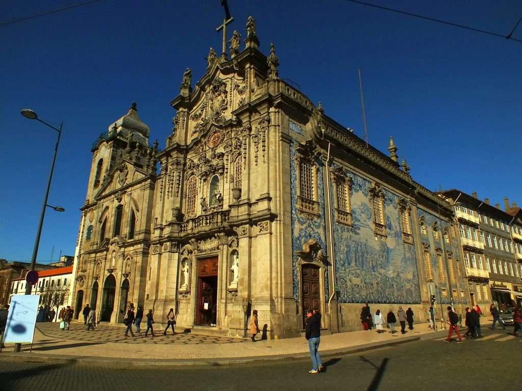 Carmo and Carmelitas Kilisesi (Igreja do Carmo ve Igreja dos Carmelitas)