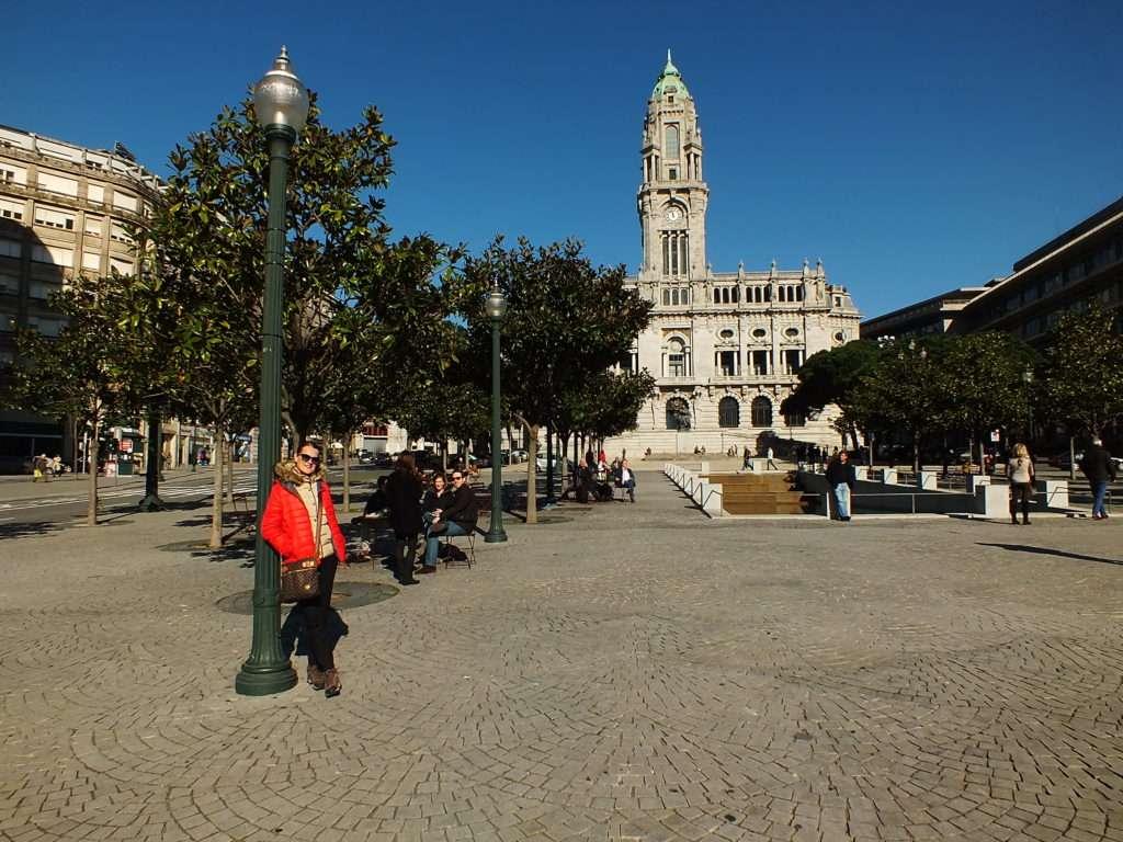 Şehir Meydanı (Praça do Município)