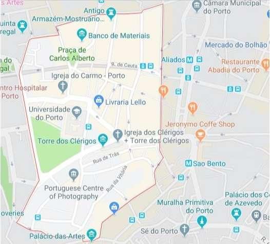 Vitória Haritası