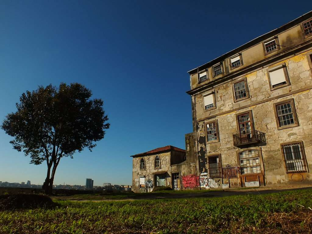 Vitória'ya Çıkan Tarihi Sokaklar