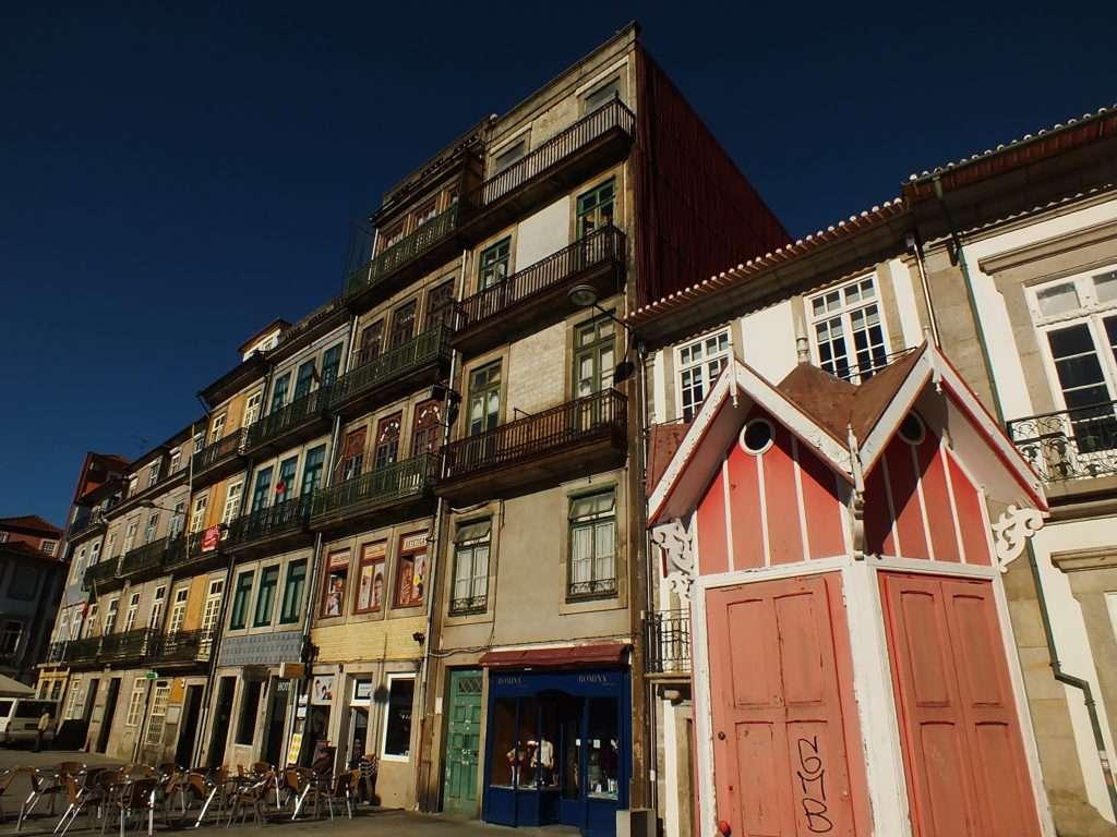 Vitória Sokakları