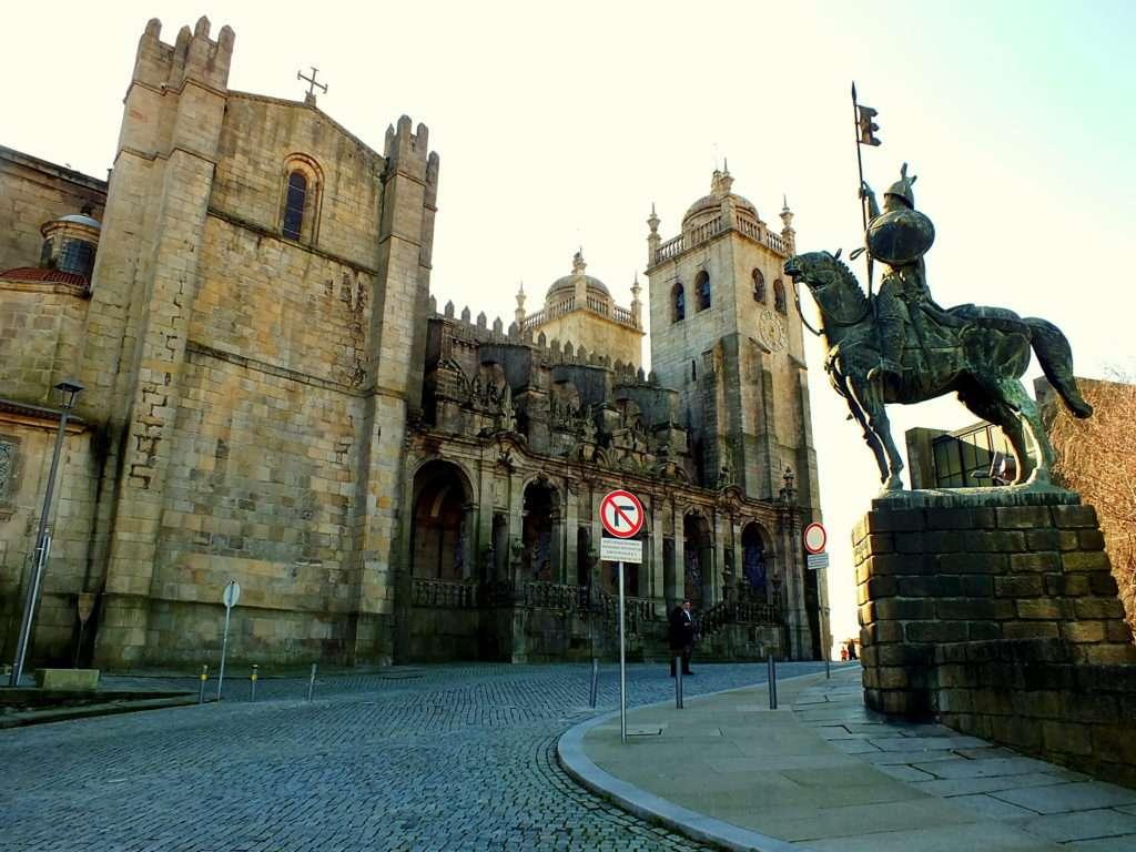 Porto Katedrali (Sé do Porto)