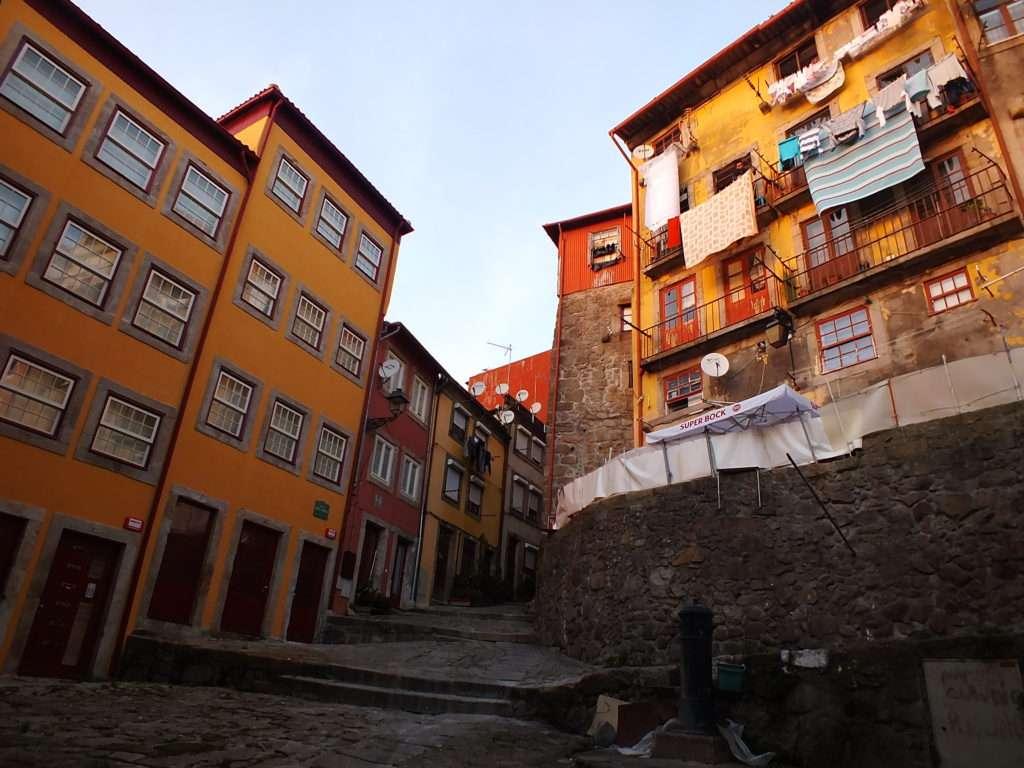 Riberia Sokakları