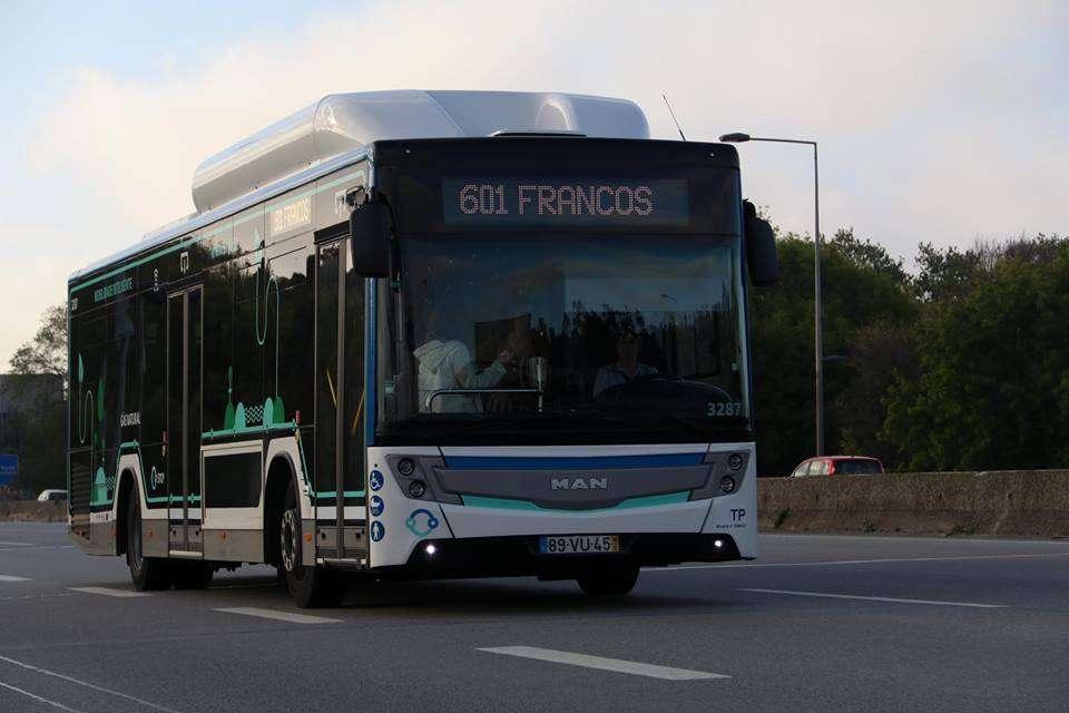 Porto Ulaşım Sistemi 601 Numaralı Otobüs