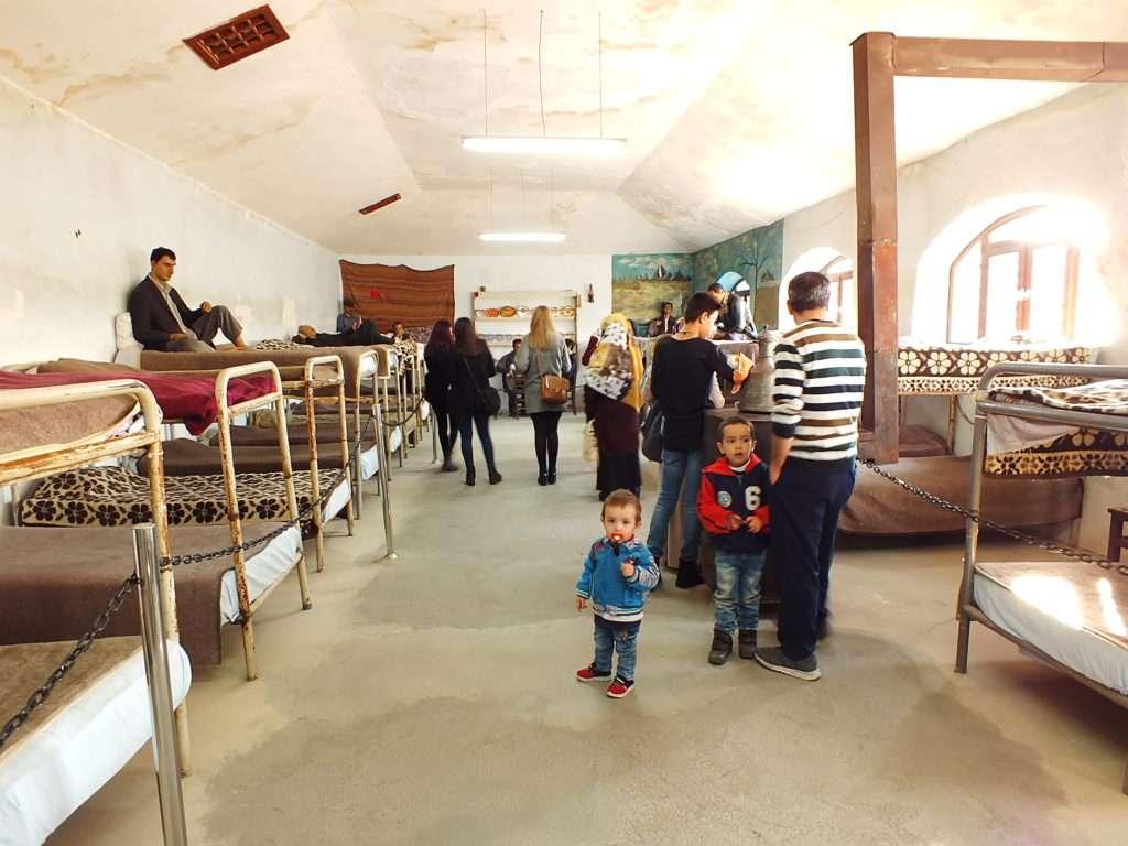 Ulucanlar Cezaevi Müzesi 4.Koğuş