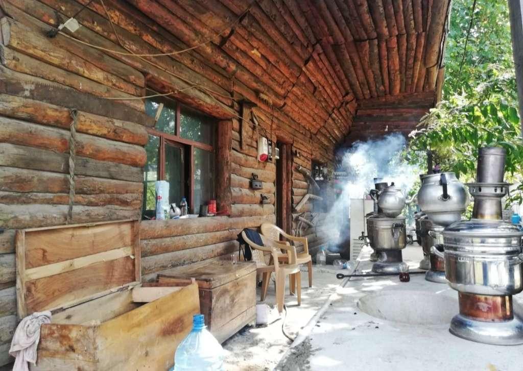 Şelale Alabalık Tesisleri - Kuşkayası Köyü