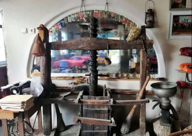 Kösedik Köyü Müzesi Mola Keyfi