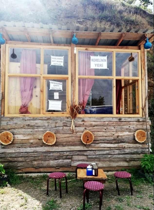 Korelinin Yeri - Ormancık Köyü