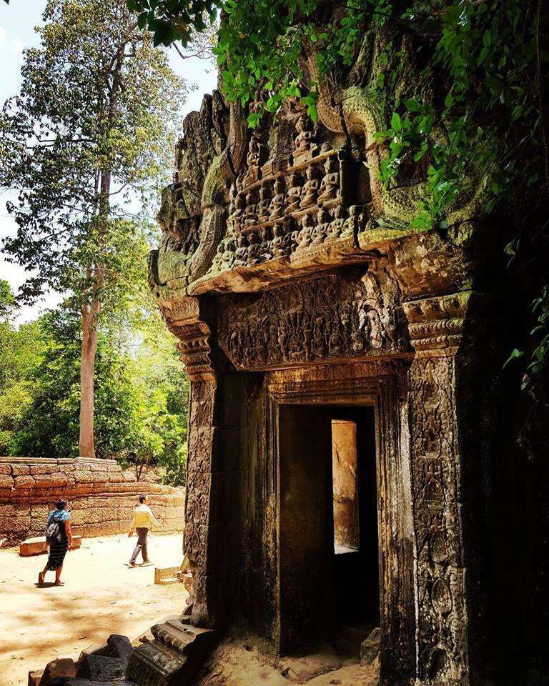 Angkor Thom Tapınağı